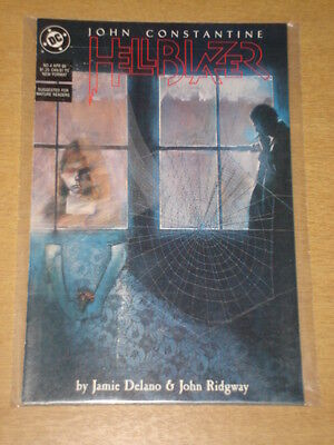 Hellblazer #4 Vol 1 Dc Vertigo Comic John Constantine April 1988