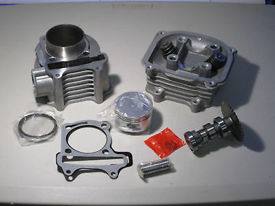 180Cc Big Bore Cylinder Kit Bbk Carter Talon 150 150Cc To 180Cc Go Kart Cart