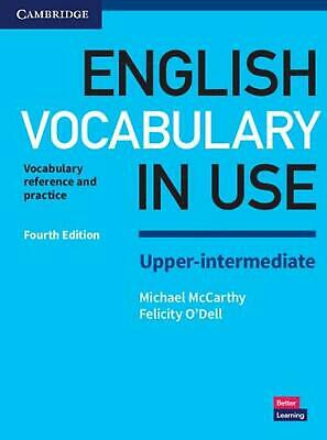 English Vocabulary in Use Upper-intermediate Book With Answers: Vocabulary Refer