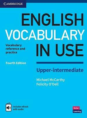 English Vocabulary in Use Upper-intermediate Book With Answers and Enhanced Eboo