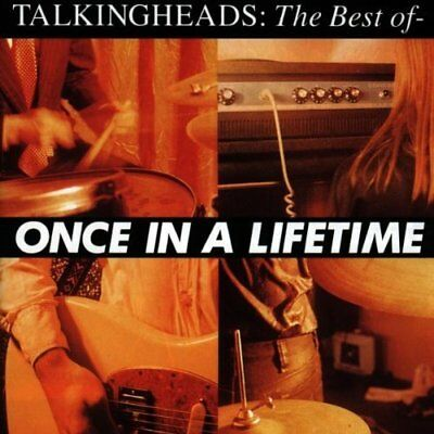 Talking Heads-Once In A Lifetime  (UK IMPORT)  CD NEW