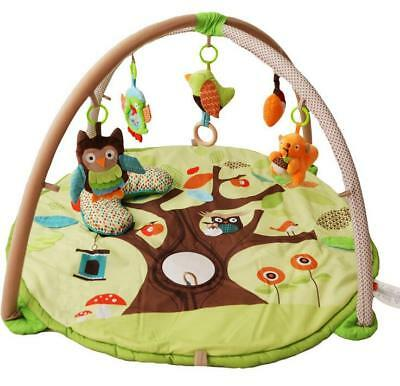 Newborn Infant Baby Kid Child Skip Hop Treetop Activity Gym Arch Playmat Toy 0+