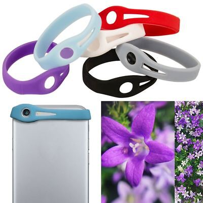 Magniband Stretch Band 4x Magnification Zoom for iPhone Smartphone Cameras