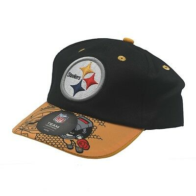 NFL OFFICIAL PITTSBURGH Steelers Kids Toddler Size Hat (2-4) One Size Fits  Most -  12.95  b47a8aa0e