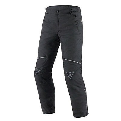 Dainese Galvestone D2 Black Motorcycle Motorbike Gore-Tex Trouser All Sizes