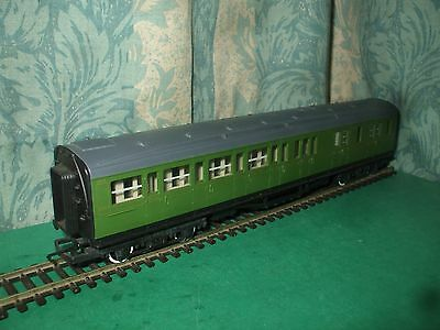 Hornby Sr Maunsell Green Brake Coach Only - Unboxed