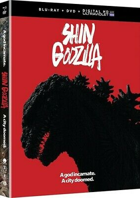 Shin Godzilla (REGION A Blu-ray New)