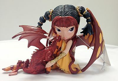 Amber Fairy - Dragonling Companions -Jasmine Becket Griffith