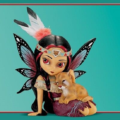 Braveridge Spirit / Courage Fairy - Spirit Maidens -Jasmine Becket Griffith