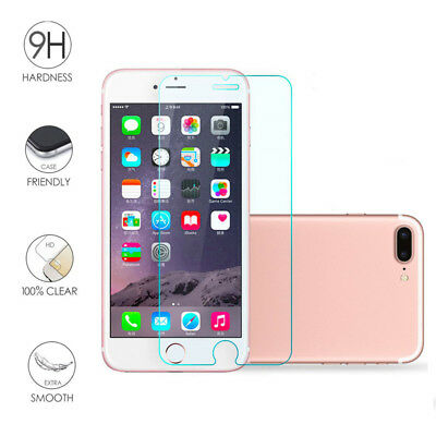 New Real Tempered Glass film Protector protection for Apple iPhone 7 Plus