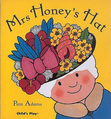 Mrs Honey's Hat (Early Reading) by Pam Adams | Paperback Book | 9781846431265 |