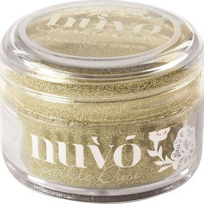 Nuvo Sparkle Dust .5oz - Gold Shine