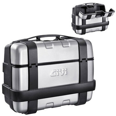 Givi TRK46N Trekker Aluminium Case 46 Litre (Single) Top Case Box