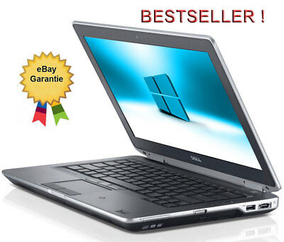 DELL NOTEBOOK LAPTOP LATITUDE  E6320 CORE i5  2,5 GHz  4GB  WIFI   WIN10