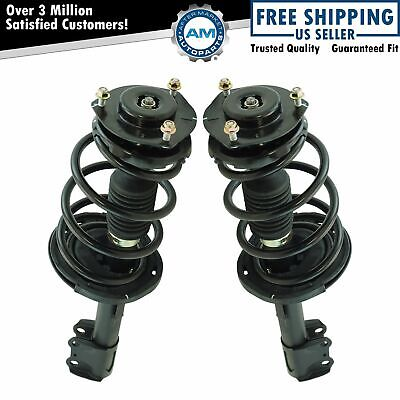 Loaded Quick Complete Strut Spring Mount Assembly LH RH Front Pair for Toyota