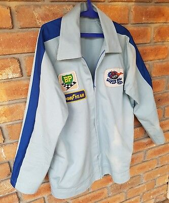 Allan Moffatt Ford Super Roo Styled Jacket Large Mens Free Post Australia!