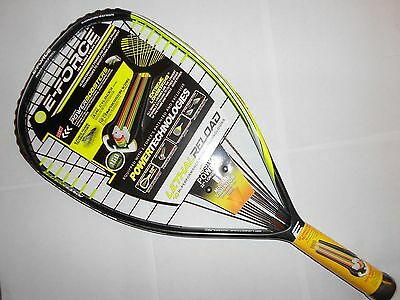 CUSTOM E-Force Lethal Reload 160 Racquetball Racquet