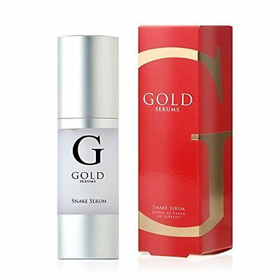 Gold Serums snake serum 30ML