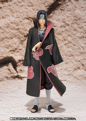 Naruto Shippuden - Itachi Uchiha S.H. Figuarts Action Figure Officially Licensed