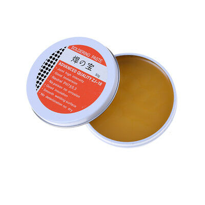 1Pcs 50g Rosin Soldering Flux Paste Solder High Intensity Welding Grease JX