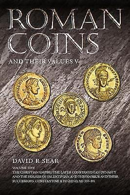 Roman Coins and Their Values: Volume V, David R. Sear