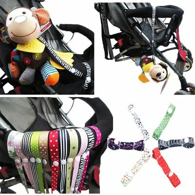 60cm Accessories Baby Cup Holder Bind Belt Stroller Toy Strap Anti-lost Band