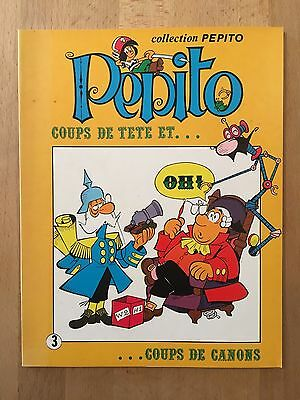 PEPITO - Bottaro - Sagédition - 1974 - NEUF