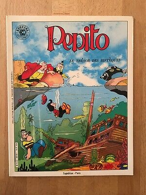 PEPITO (Bottaro) - Sagédition - 1983 - NEUF