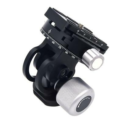 Panoramic Tilt Pan Ball Head & Quick Release Plate for Camera Tripod Monopod