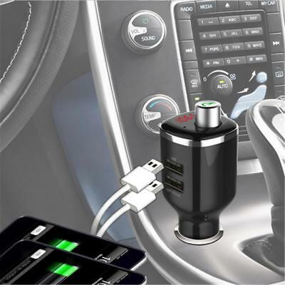 Wireless Bluetooth FM Transmitter Car MP3 Player Handsfree USB Car Charger