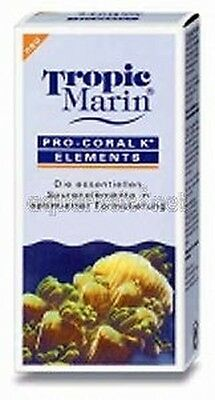 TROPIC MARIN Pro-Coral K + éléments 1.000 ml