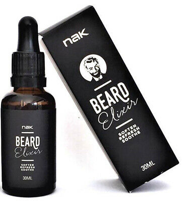 Nak Professional Barbers Beard Oil Elixir 30ml