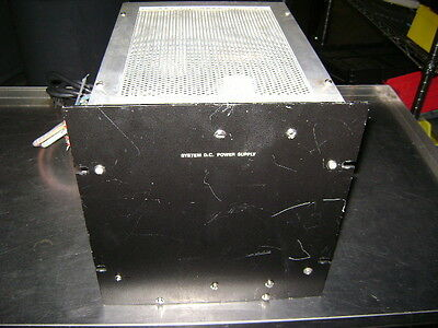 1948  Applied Materials System DC Power Supply  Mod: 8100D