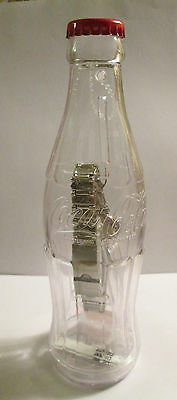 Vintage COCA COLA Watch In A BOTTLE Bank