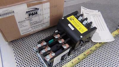 P&H 479U212-D11 Magnetic Contactor Size 1 - NEW Sealed in Box