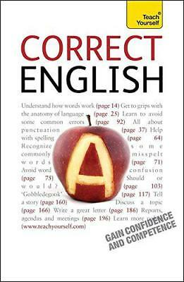 Correct English: Teach Yourself by B. A. Phythian | Paperback Book | 97814441059