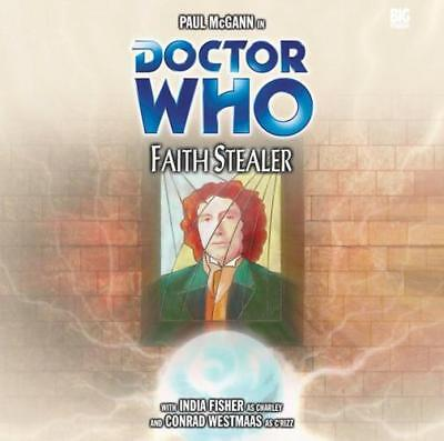 Faith Stealer (Doctor Who) by Graham Duff | Audio CD Book | 9781844351039 | NEW