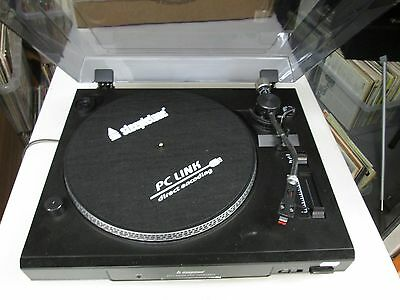 steepletone record player instructions