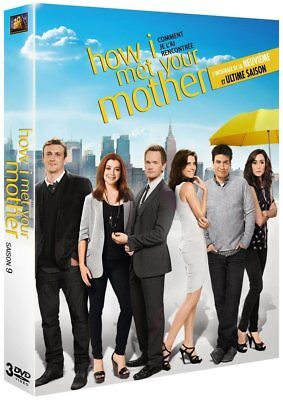 DVD - How I Met Your Mother - Saison 9