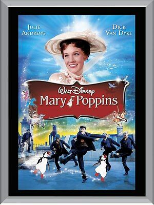 Mary Poppins A1 To A4 Size Poster Prints