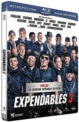 Blu-ray - Expendables 3 [Édition Collector boîtier SteelBook]