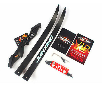 "American Archery 54"" Recurve Hunting Bows Junxing F177 30 35 40 45 50 55 IBS"