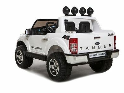 TOY RIDE ON CAR  Ford Ranger Kids  Car Licensed Remote Control Children wht 12v