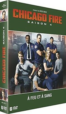 DVD - Chicago Fire - Saison 4