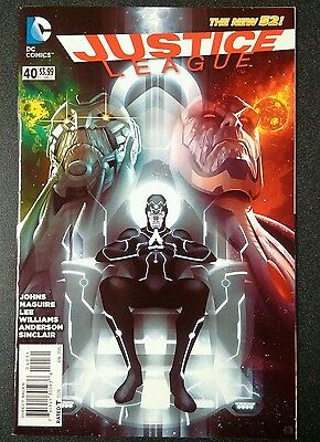 Justice League #40  1:25 Garner Variant. 1St Appearance Of Grail! Key!