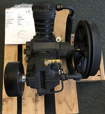 Ingersoll-Rand 2340 2-Stage Splash Lubricated Air Compressor Pump 5Hp 4Kr37 New!