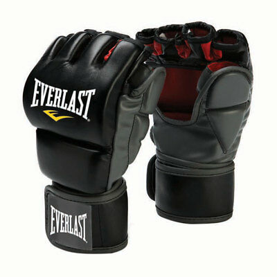 Everlast Equipment Grappling Training Gloves Guantes combate
