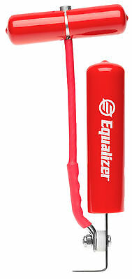 """Equalizer® Cold Knife with Red Covers & 1.5"""" Blade"""