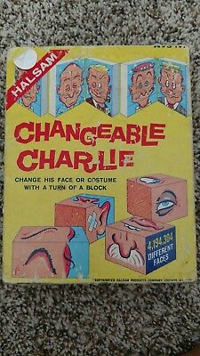 Changeable Charlie Set 10