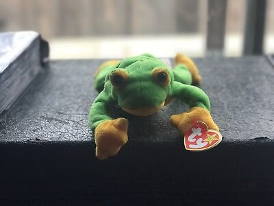 5c92b1e426f SMOOCHY BEANIE BABY Rare 1997 Mint Condition -  800.00